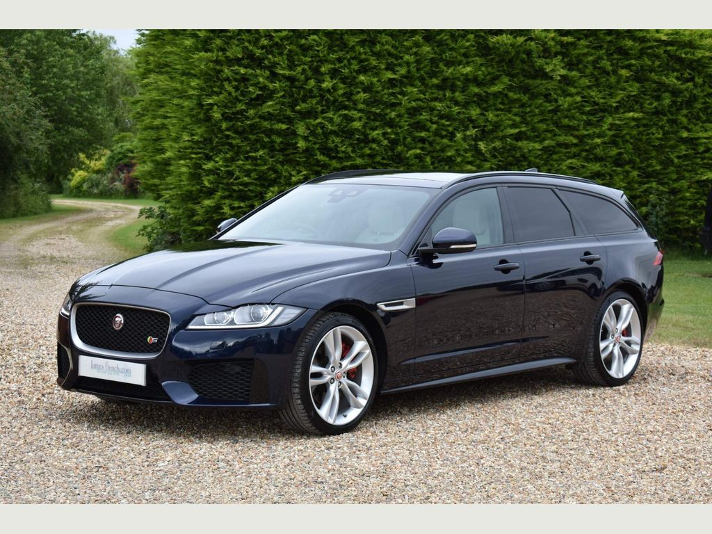 Jaguar XF Estate 3.0d V6 S Sportbrake Auto (s/s) 5dr