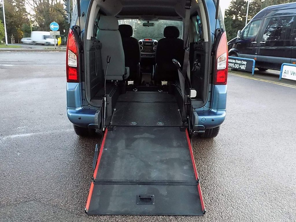 Peugeot Partner Tepee MPV 1.6HdiAllure Wheel Chair Access adapted