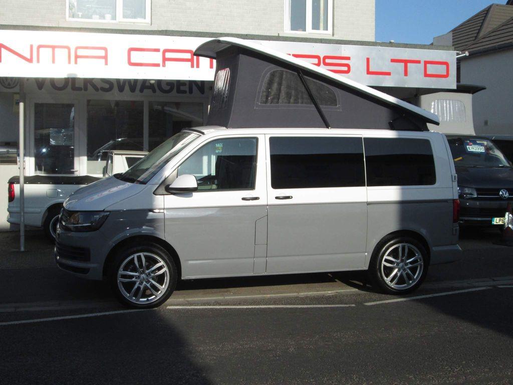 Volkswagen Transporter Campervan T6 CAMPER