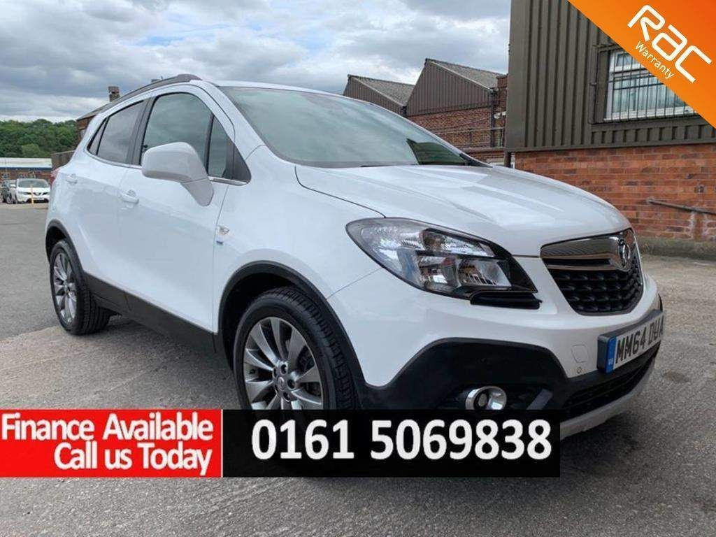 Vauxhall Mokka Hatchback 1.7 CDTi ecoFLEX 16v SE (s/s) 5dr
