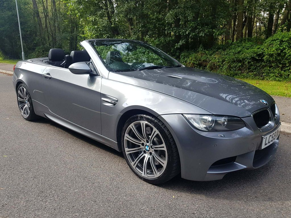 BMW M3 Convertible 4.0 V8 M DCT 2dr