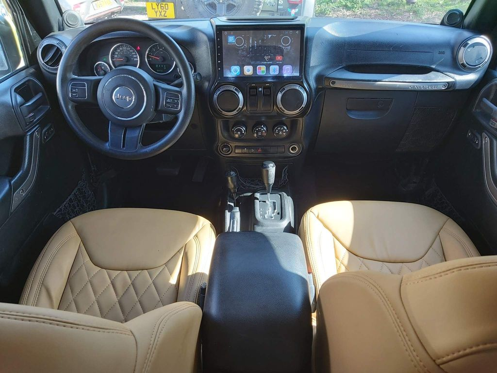 Jeep Wrangler SUV 3.6 V6 Auto 4WD 2dr