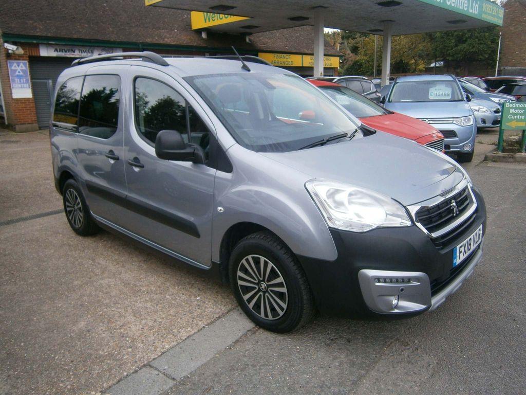Peugeot Partner Tepee MPV 1.6 BlueHDi Outdoor ETG (s/s) 5dr