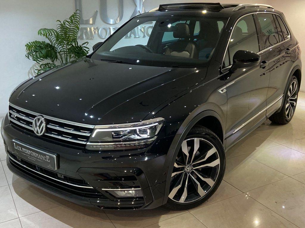 Volkswagen Tiguan SUV 2.0 TSI R-Line Tech DSG 4Motion (s/s) 5dr