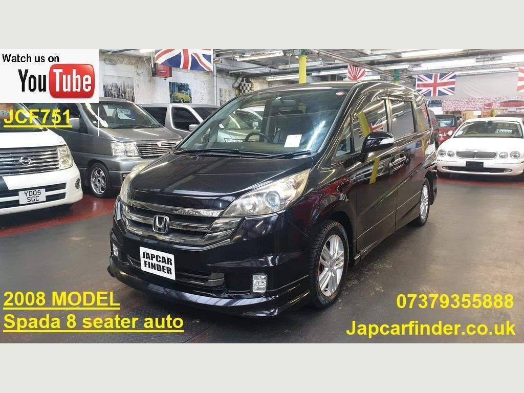 Honda Stepwagon MPV SPADA S Z PACKAGE 8 seater automatic
