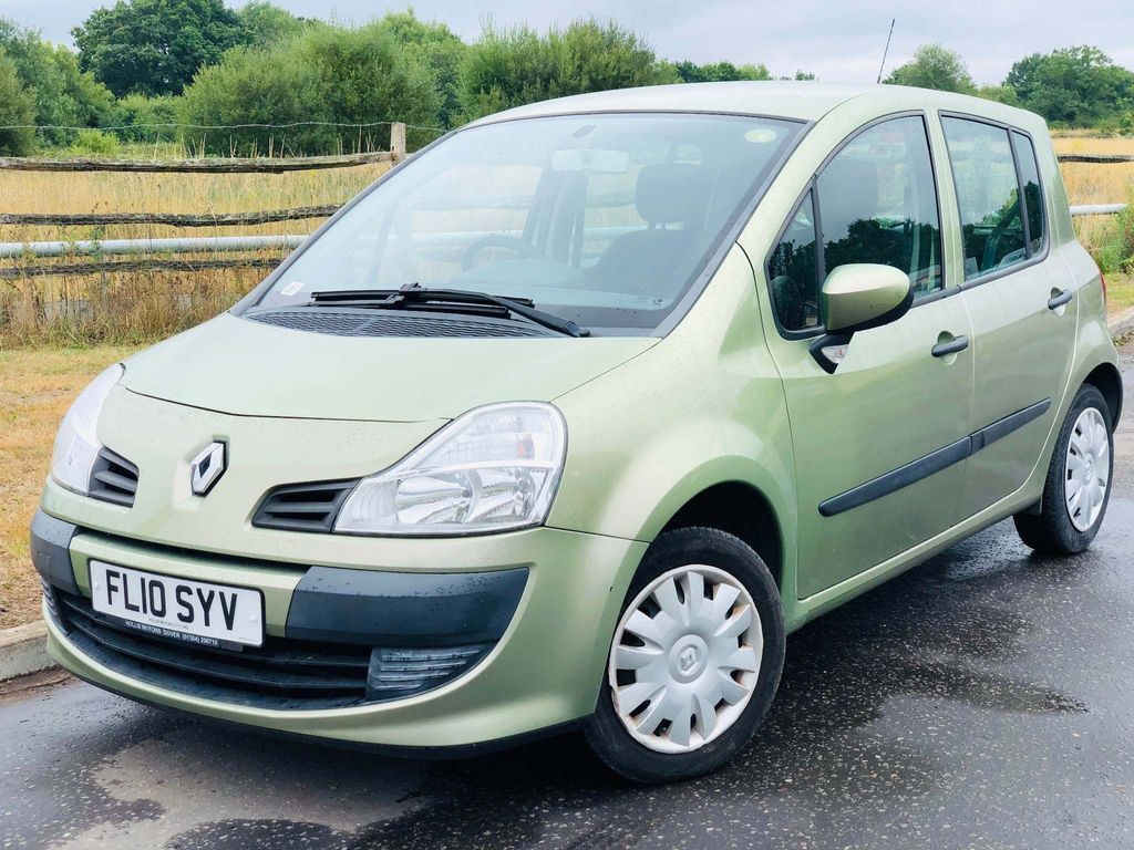 Renault Modus Hatchback 1.2 16v Expression 5dr