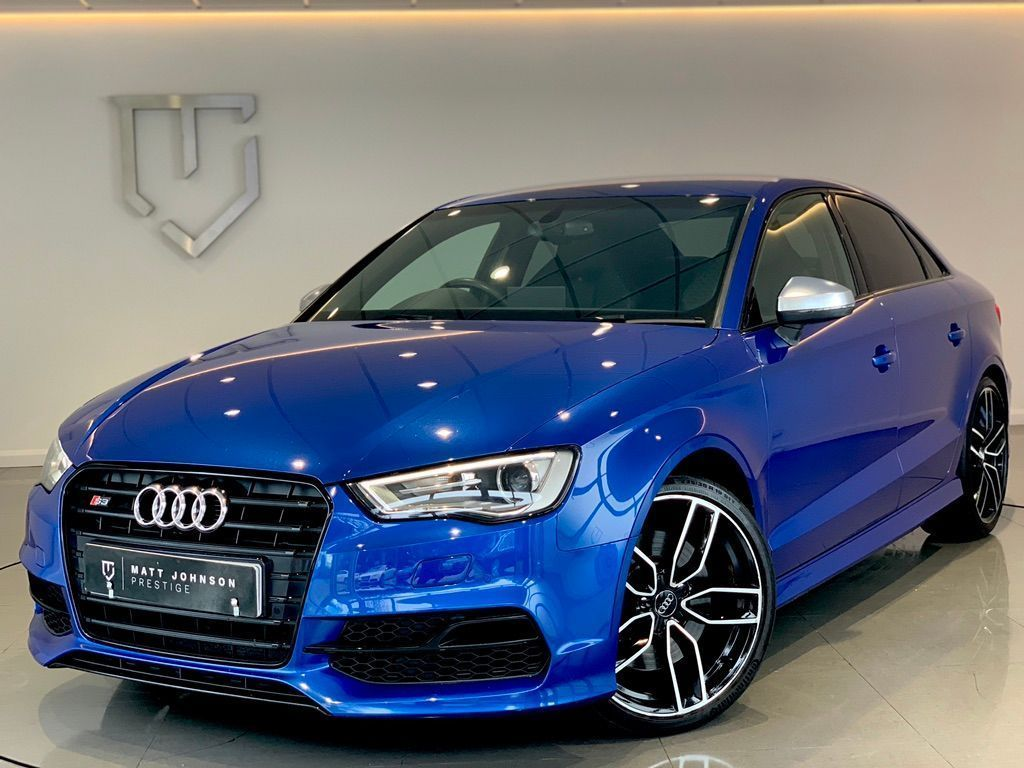 Used Audi S3 Saloon 2.0 Tfsi S Tronic Quattro 4dr in ...