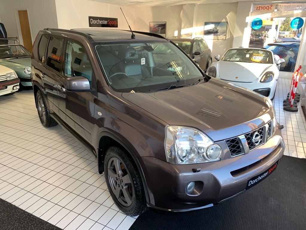 Nissan X-Trail SUV 2.0 dCi Tekna 4WD 5dr