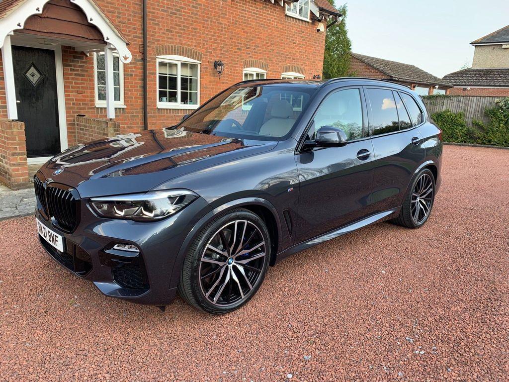 BMW X5 SUV 3.0 40d MHT M Sport Auto xDrive (s/s) 5dr