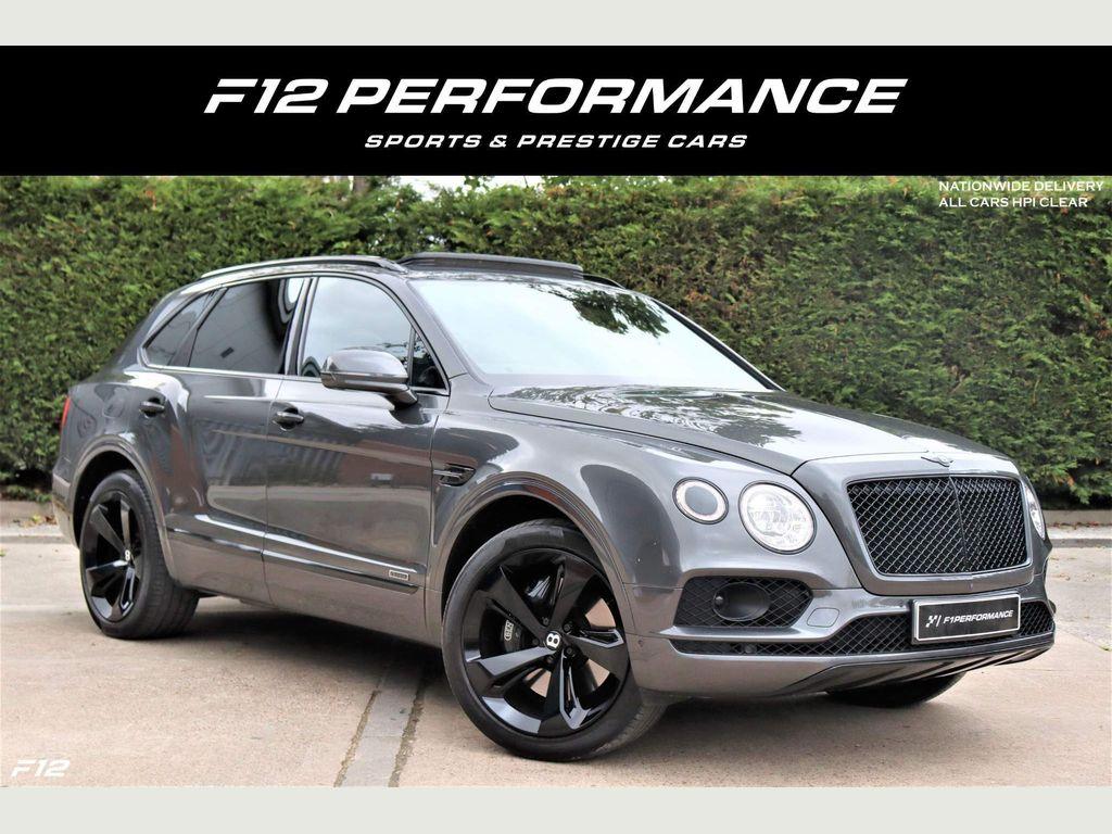 Bentley Bentayga SUV 4.0d V8 Auto 4WD (s/s) 5dr