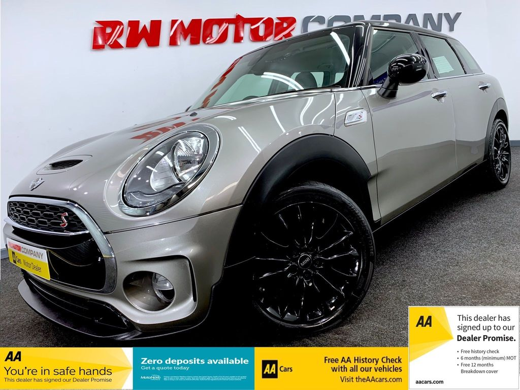 MINI CLUBMAN Estate 2.0 Cooper S Estate 6dr Petrol (s/s) (192 ps)