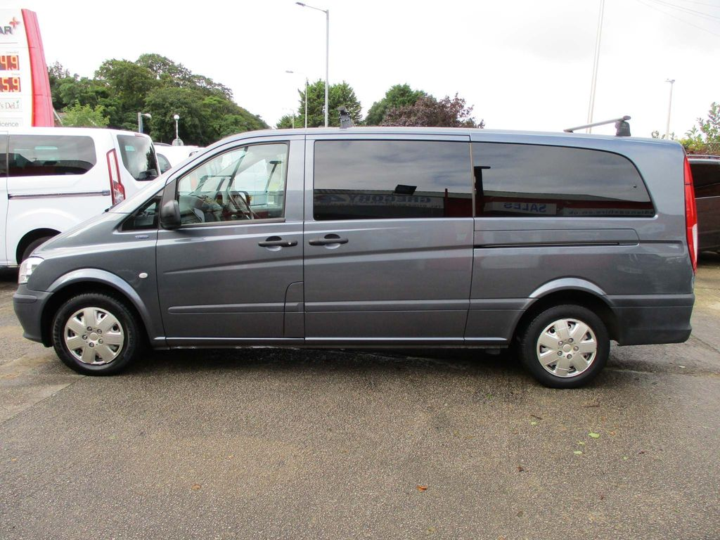 Mercedes-Benz Vito Other 2.1 113CDI BlueEFFICIENCY Traveliner Extra Long Bus 5dr (EU5, 8 Seats)
