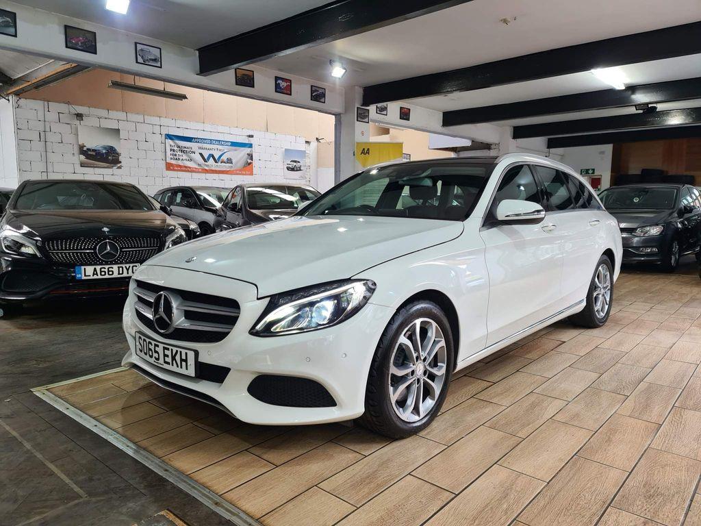 Mercedes-Benz C Class Estate 2.1 C300dh Sport (Premium Plus) G-Tronic+ (s/s) 5dr