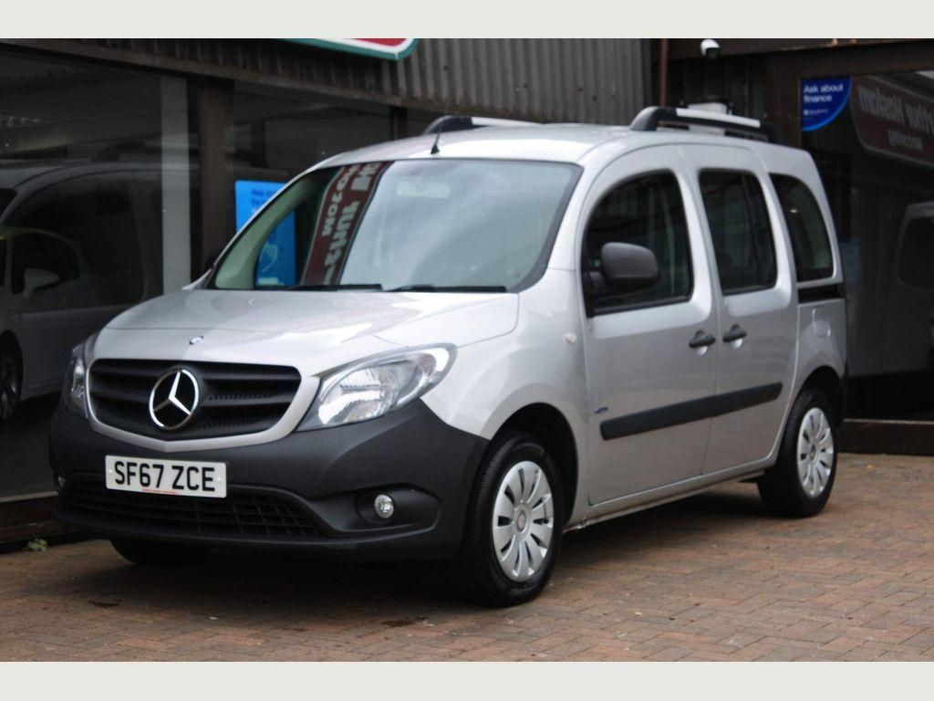 Mercedes-Benz Citan MPV 1.5 CDi 109 L2 Traveliner FWD 5dr (5 Seat)