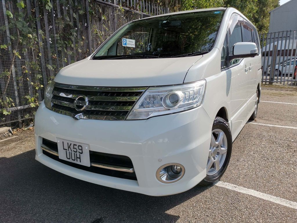Nissan Serena MPV HIGHWAY STAR AUTO 6 SERENA AVAILABLE 2.0