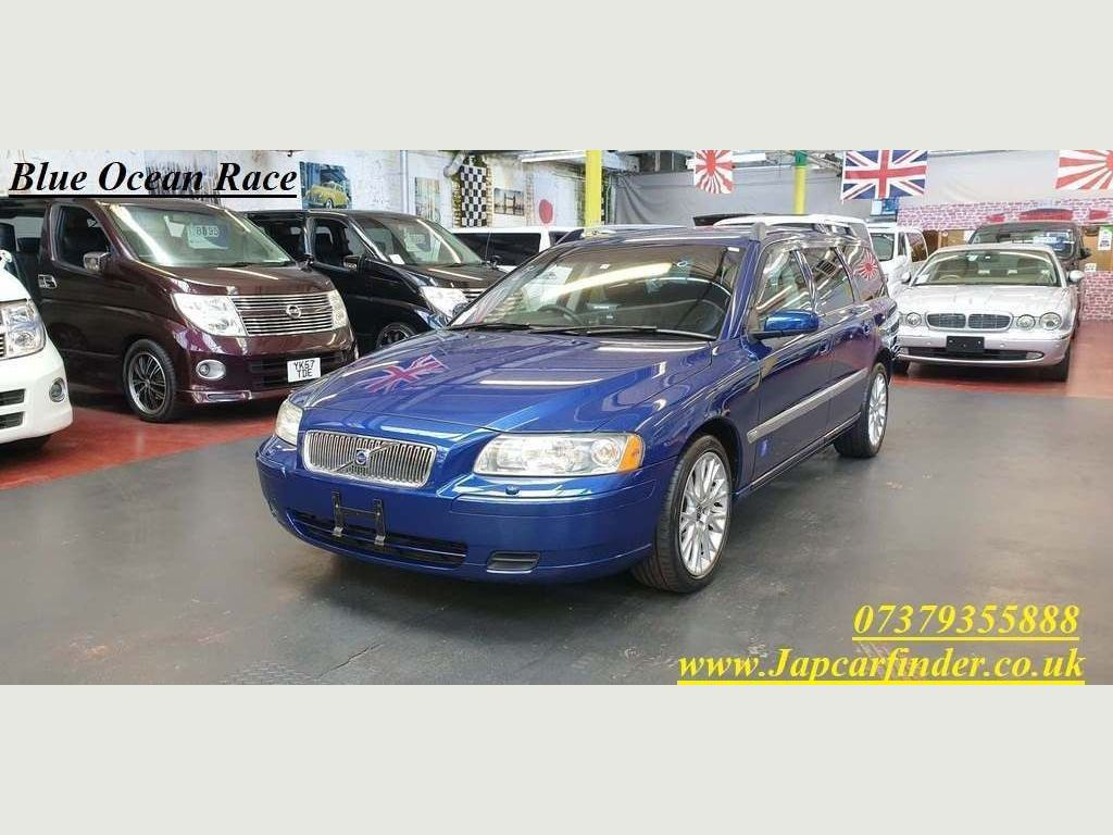 Volvo V70 Estate AUTO OCEAN RACE LIMITED EDITION