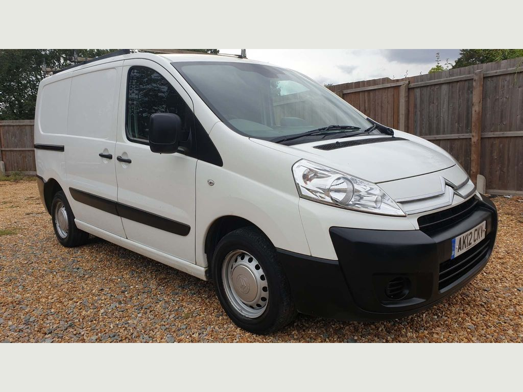 Citroen Dispatch Unlisted 1.6 HDi 1000 L1H1 Refrigerated Van 5dr