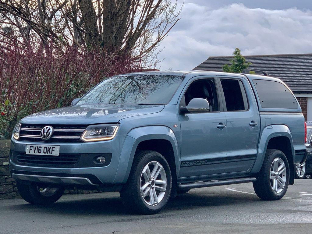 Volkswagen Amarok Pickup 2.0 BiTDI BlueMotion Tech Atacama Per Pickup 4MOTION 4dr