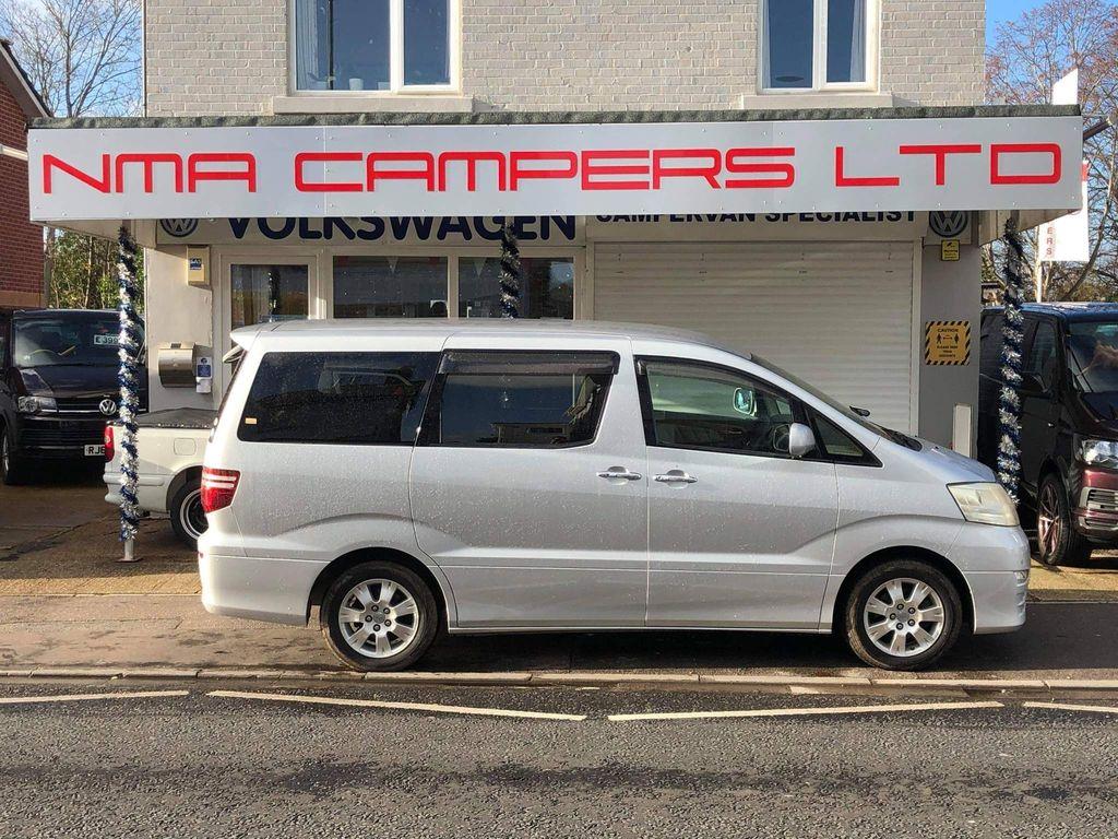 Toyota Alphard MPV AX L Edition
