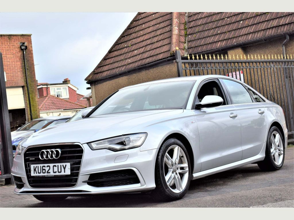 Audi A6 Saloon Saloon 3.0 TFSI S line S Tronic quattro 4dr