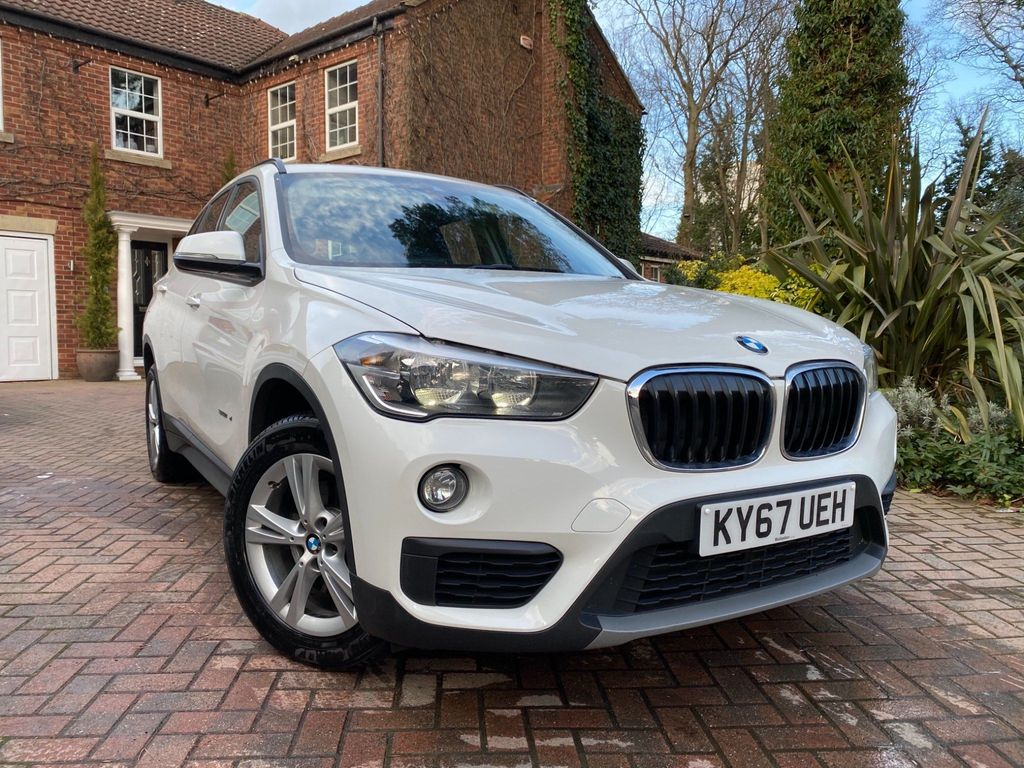 BMW X1 SUV 2.0 18d SE Auto sDrive (s/s) 5dr
