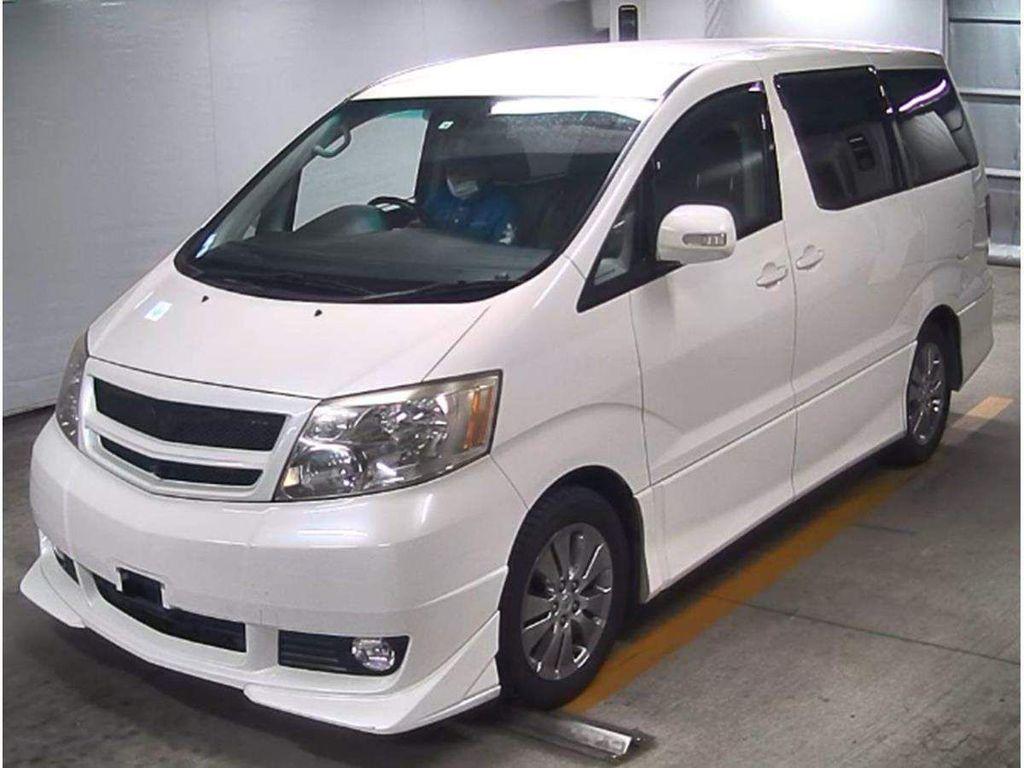 Toyota Alphard MPV AS Premium Alcantara Version 2.4 Petrol