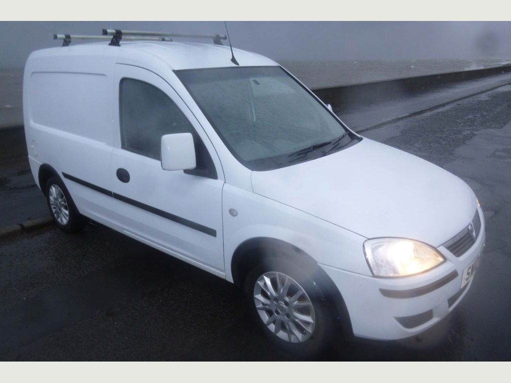 Vauxhall Combo Unlisted 1700 SE CDTI PANEL VAN