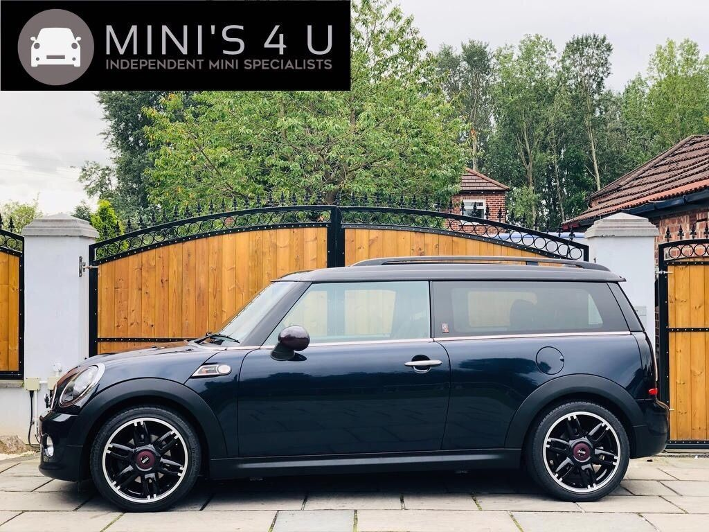 MINI CLUBMAN Estate 2.0 Cooper D Hampton 5dr