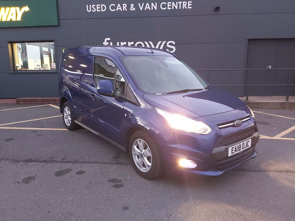 Ford Transit Connect Panel Van LIMITED L1 1.5 TDCI 120 PS EURO 6 NO VAT