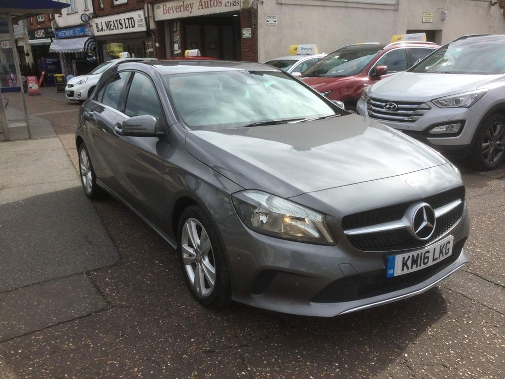 Mercedes-Benz A Class Hatchback 1.5 A180d Sport (Executive) 7G-DCT (s/s) 5dr