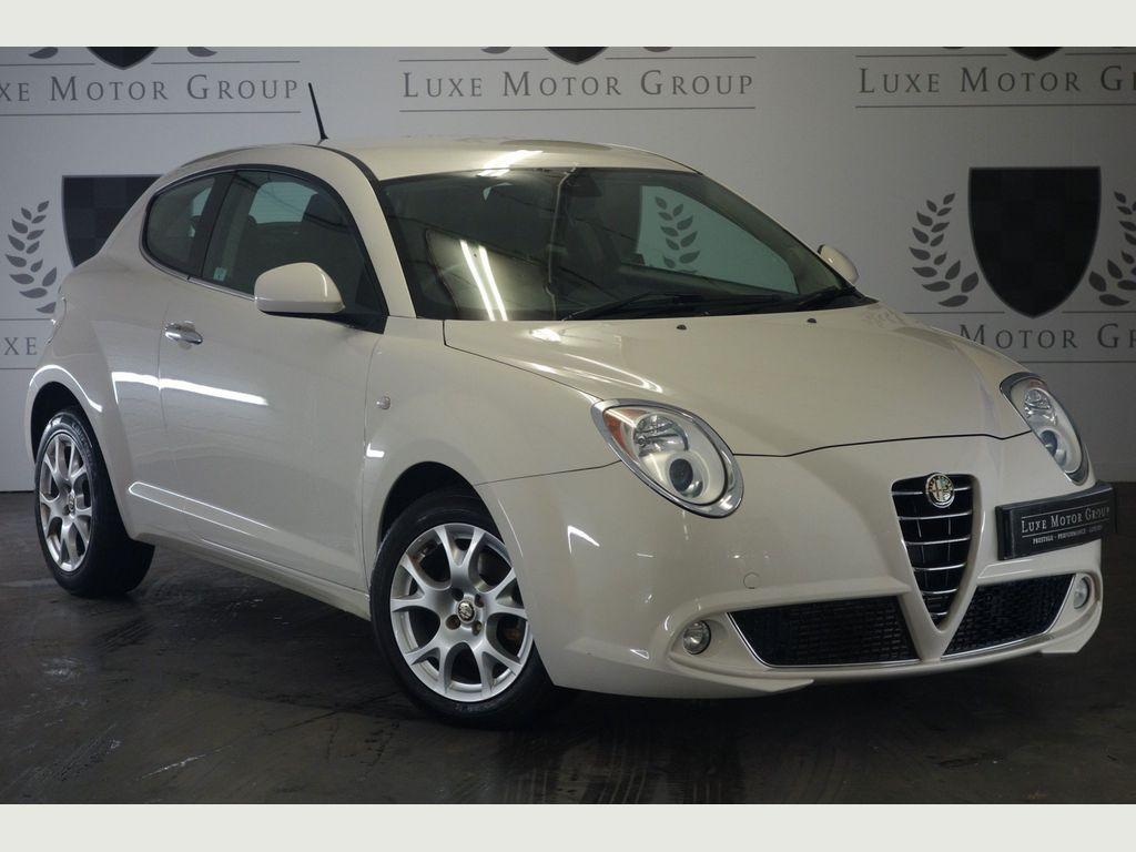 Alfa Romeo MiTo Hatchback 1.4 TB Lusso 3dr