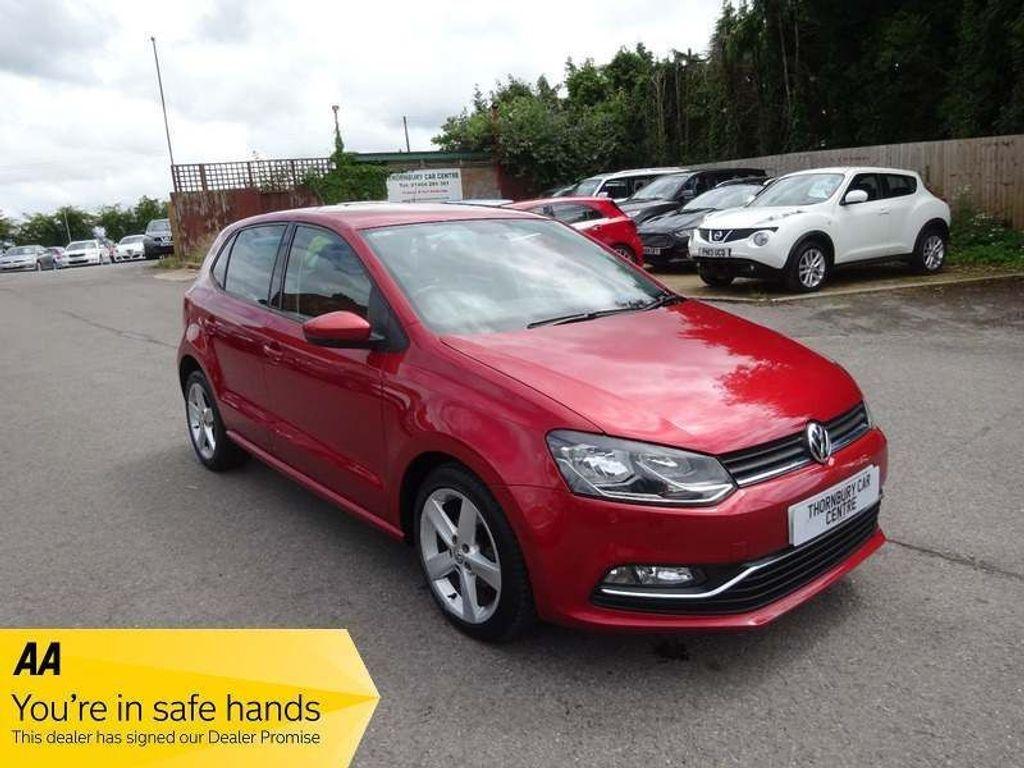 Volkswagen Polo Hatchback 1.4 TDI BlueMotion Tech SEL (s/s) 5dr