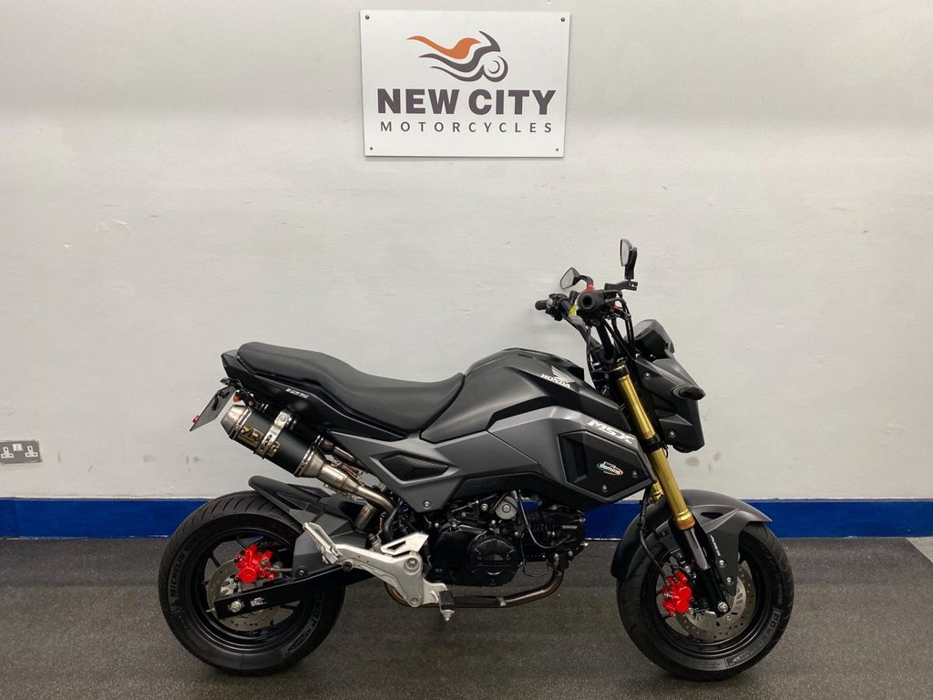 Honda MSX Naked 125 125 ABS