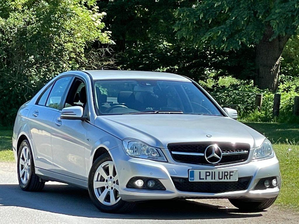 Mercedes-Benz C Class Saloon 2.1 C200 CDI BlueEFFICIENCY SE Edition 125 4dr