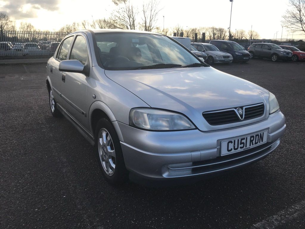 Vauxhall Astra Hatchback 1.7 DTi 16v Club 5dr
