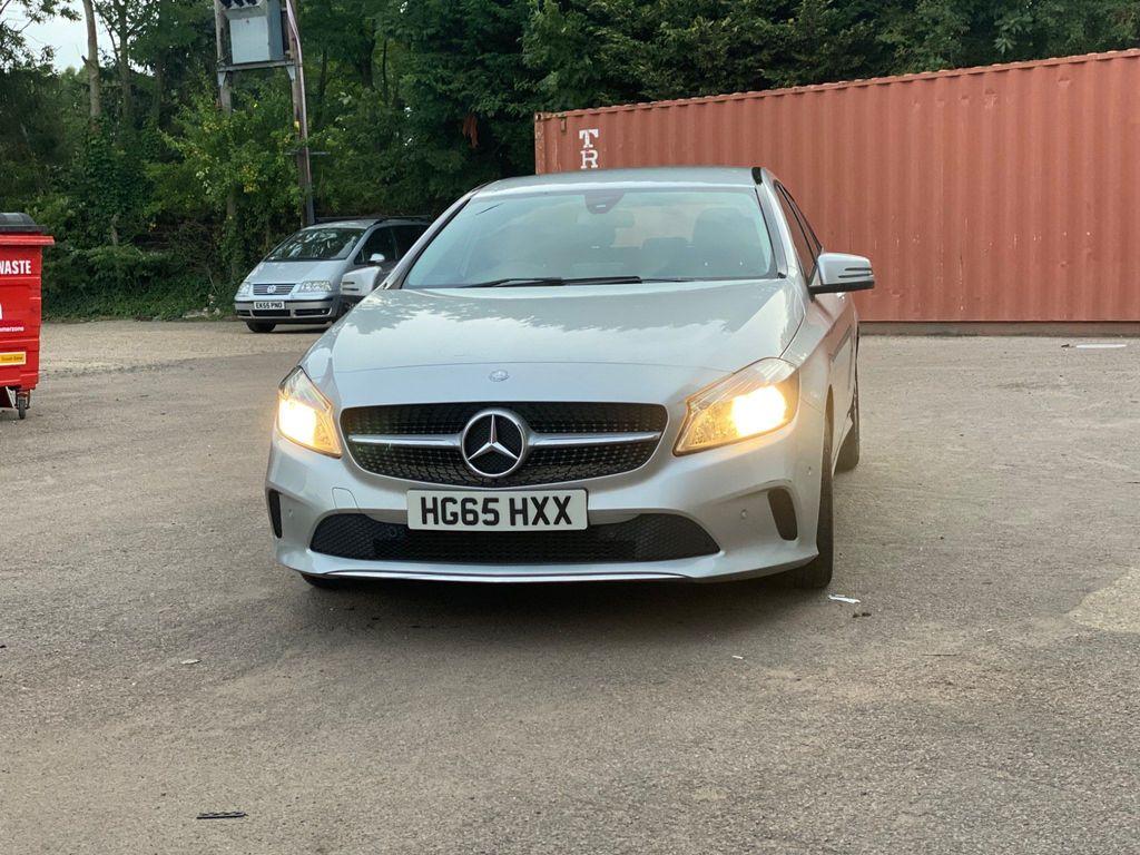 Mercedes-Benz A Class Hatchback 1.5 A180d SE (Executive) (s/s) 5dr