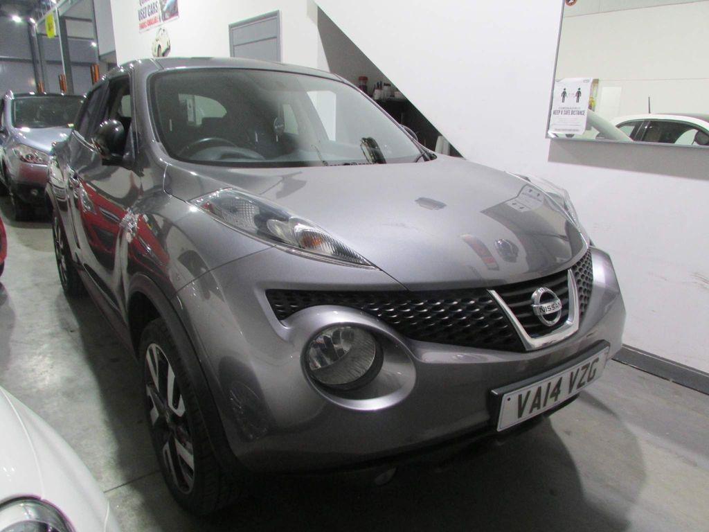 Nissan Juke SUV 1.6 n-tec 5dr