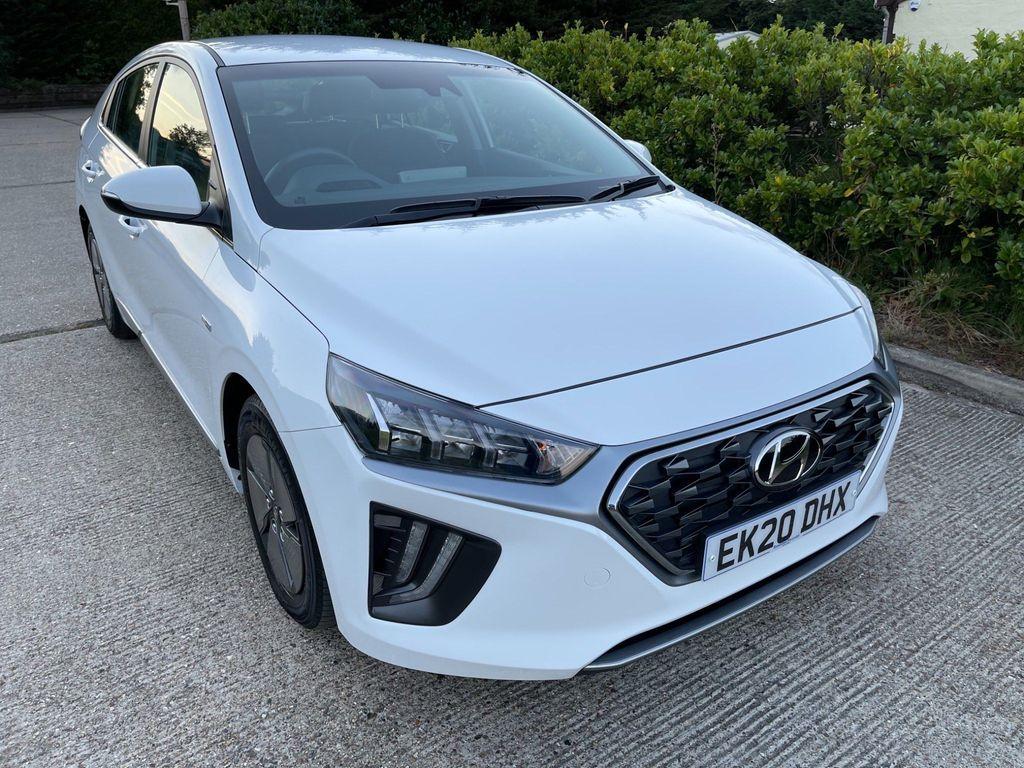 Hyundai IONIQ Hatchback 1.6 h-GDi Premium DCT (s/s) 5dr