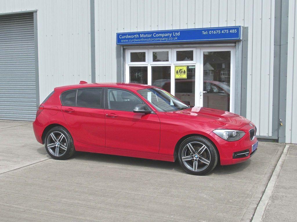 BMW 1 Series Hatchback 2.0 116d Sport Sports Hatch (s/s) 5dr