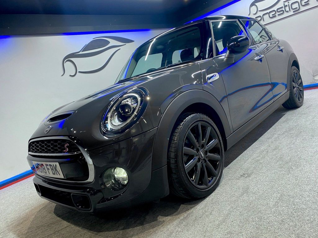 MINI Hatch Hatchback 2.0 Cooper S (s/s) 5dr