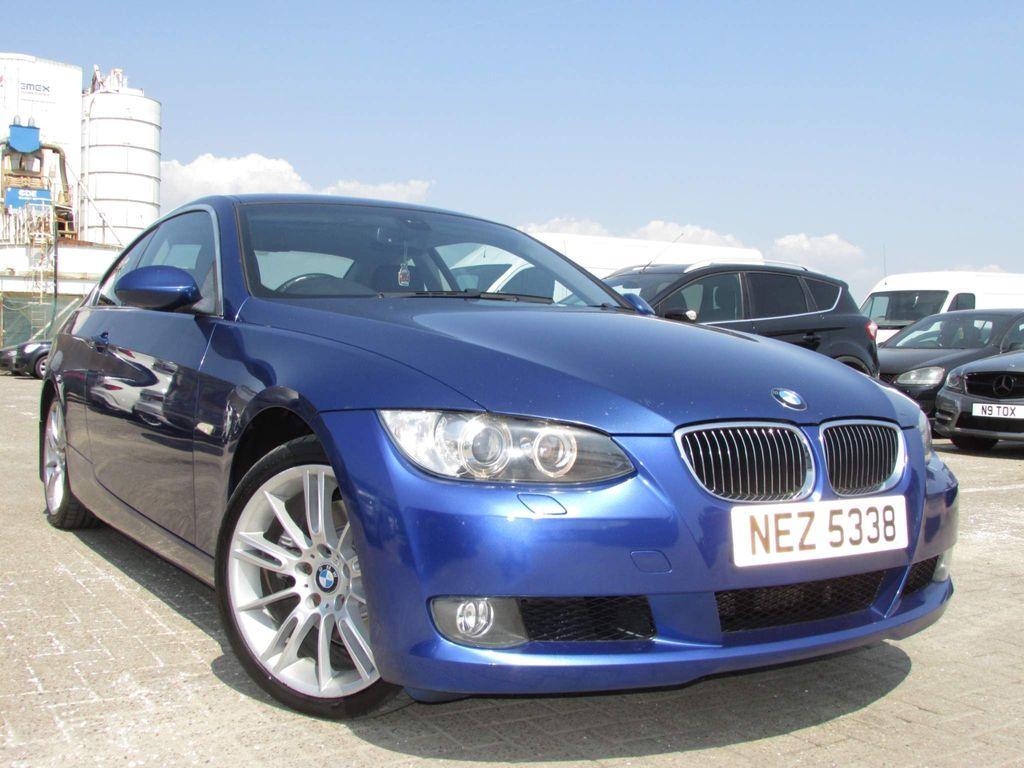 BMW 3 Series Coupe 2.5 325i SE 2dr