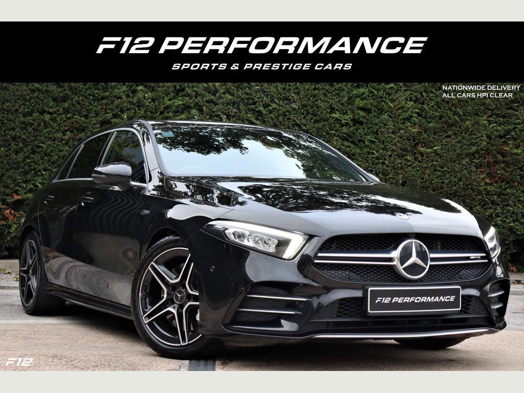 Mercedes-Benz A Class Hatchback 2.0 A35 AMG (Executive) SpdS DCT 4MATIC (s/s) 5dr