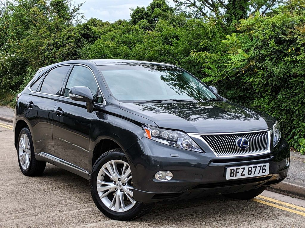 Used Lexus Rx 450h Suv 3 5 Se L Cvt 4x4 5dr In Enfield Borough Of Enfield Pegasus Motors Ltd