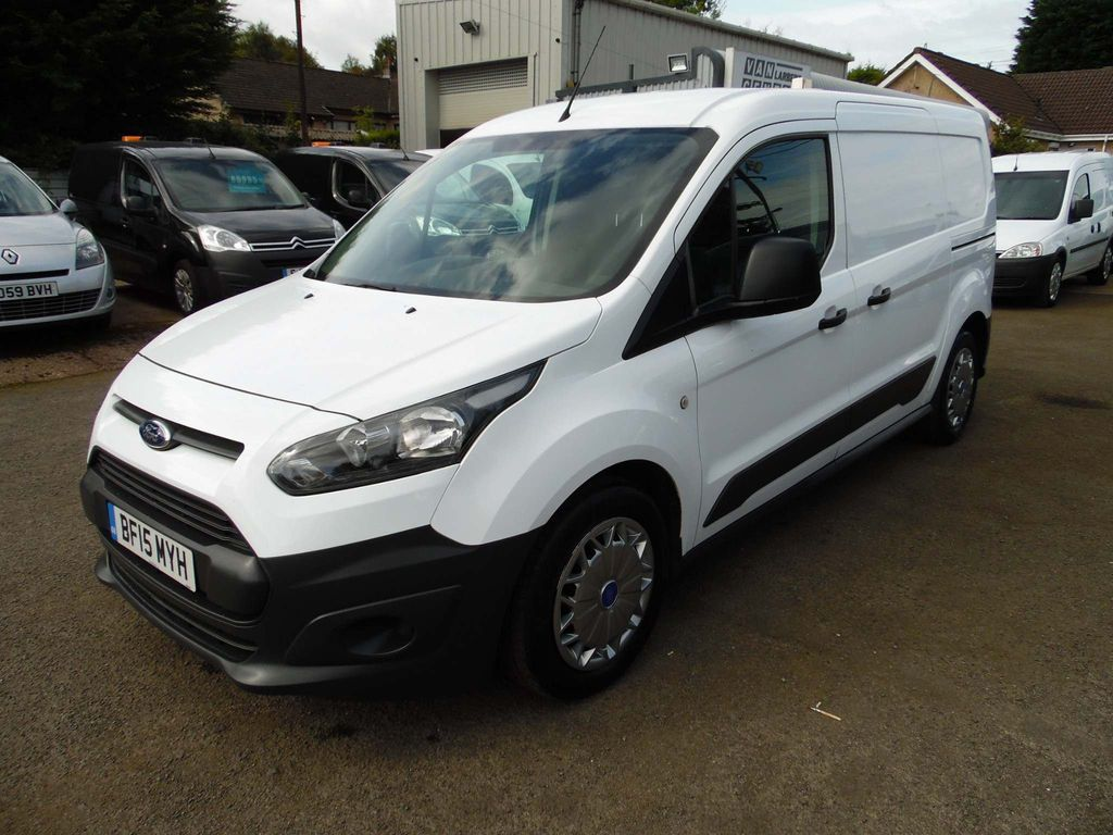 FORD TRANSIT CONNECT Panel Van 1.6 TDCi ECOnetic 210 L2 4dr