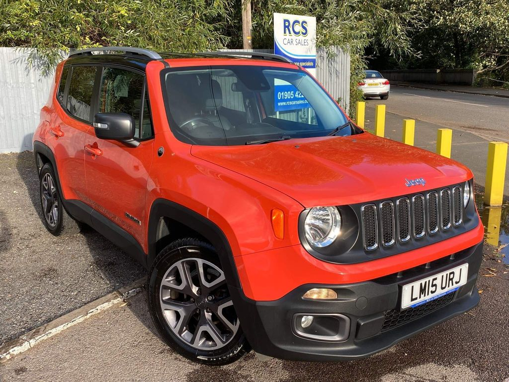 Jeep Renegade SUV 1.6 MultiJetII Opening Edition (s/s) 5dr