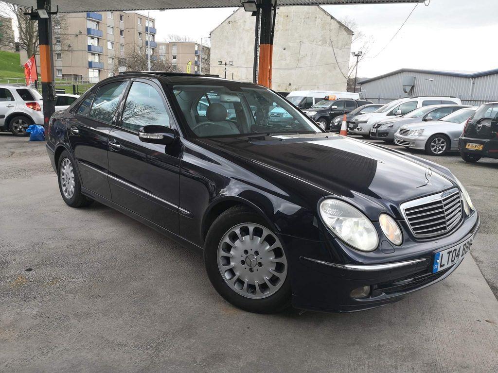 Mercedes-Benz E Class Saloon 3.2 E320 CDI Avantgarde 4dr
