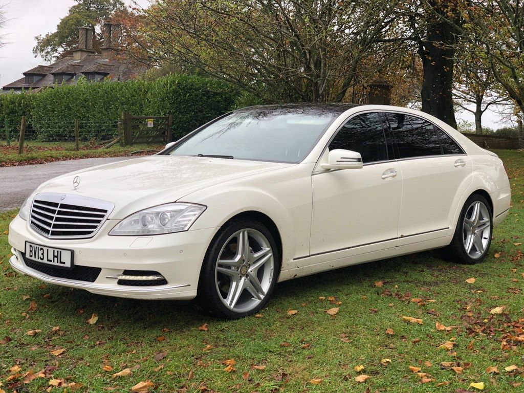 Mercedes-Benz S Class Other