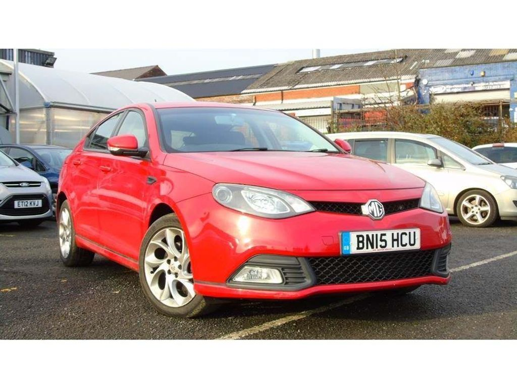 MG MG6 Hatchback 1.9 DTi-Tech GT S (s/s) 5dr