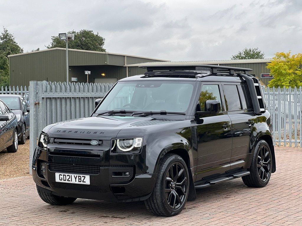 Land Rover Defender 110 SUV 2.0 P300 HSE Auto 4WD (s/s) 5dr