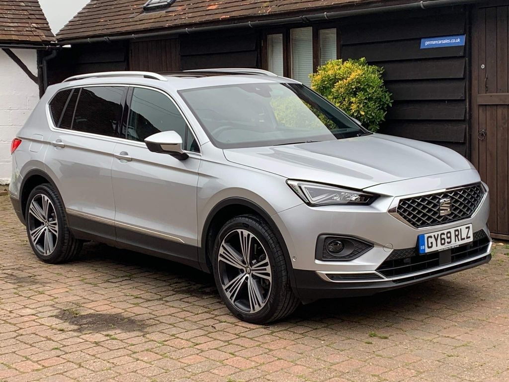SEAT Tarraco SUV 2.0 TSI XCELLENCE First Edition Plus DSG 4Drive (s/s) 5dr